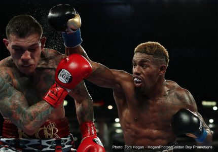 Results: Monroe Jr outpoints Rosado; Jojo Diaz beats Cancio
