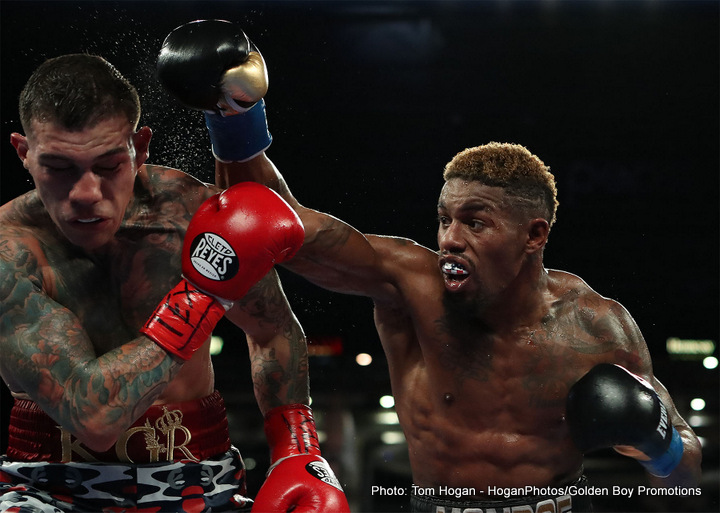 Gabriel Rosado Martin Murray Boxing News