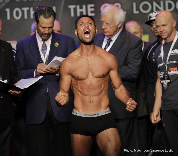Gennady Golovkin Kell Brook Boxing News Top Stories Boxing