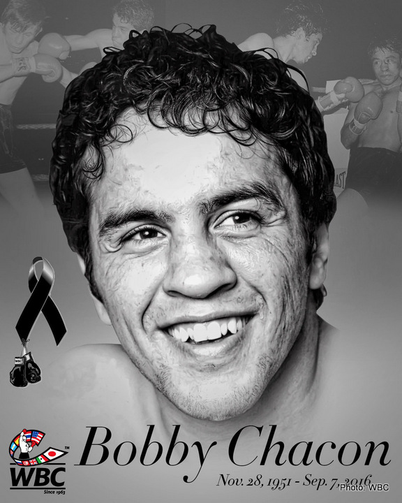 Bobby Chacon Oscar De La Hoya Boxing News