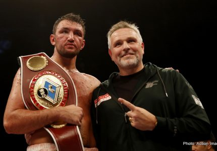 "Hughie Fury puts out Tweet saying Wilder wants to fight him, Feb. 25th – ""I'm happy, make this fight"""