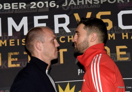 Calzaghe favors Cleverly to beat Brähmer
