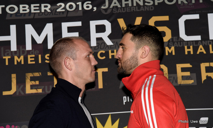 Juergen Braehmer -  FloSports today announced it has agreed to terms with MP & Silva, an international sports marketing agency, for the live media rights in the United States to the WBA Light Heavyweight title fight Oct. 1 between Juergen Braehmer (48-2) and Nathan Cleverly (29-3). The fight in Hamburg, Germany, will begin at 12:45 p.m. ET between Braehmer, the current title holder, and the former champion Cleverly. The event will stream on FloBoxing.tv.