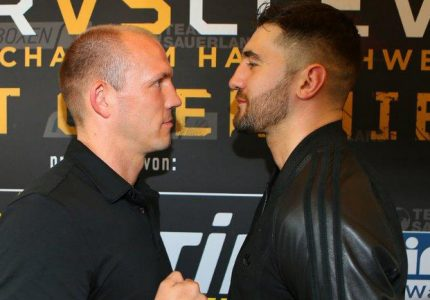 Watch: Nathan Cleverly ready for Juegen Brahmer