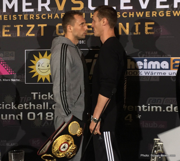 After their memorable battle in Germany in October, light-heavyweight contenders Ryno Liebenberg and Enrico Koelling will engage in a much-awaited rematch at South Africa's Emperors Palace Casino on February 4.