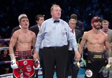 Linares and Crolla will likely do it again, Hearn will use rematch clause