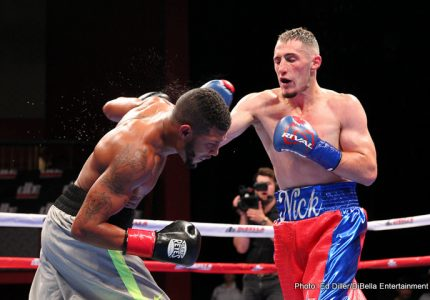 Nick DeLomba upsets Cowart, Fernandez Shines in DBE Debut