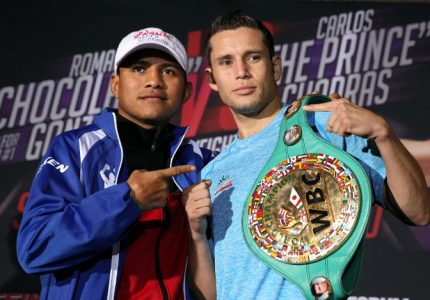 Chocolatito Gonzalez – Carlos Cuadras final press conference quotes