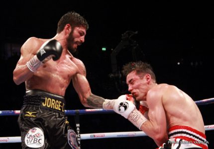 Results: Jorge Linares decisions Anthony Crolla