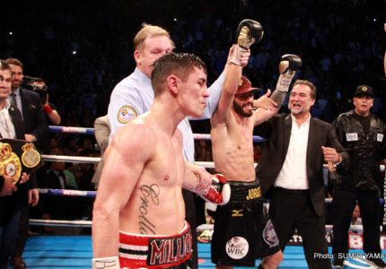 Linares and Crolla quotes for this Saturday
