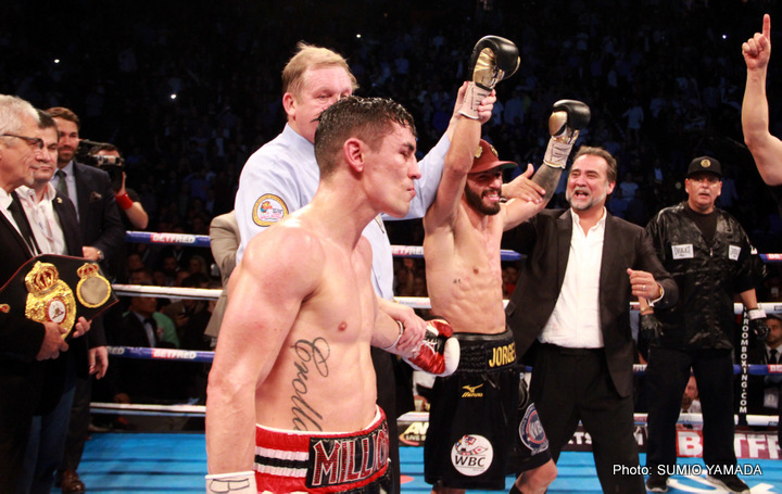 Anthony Crolla Jorge Linares Boxing News