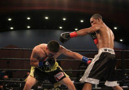 Results: Eddie Ramirez defeats Kevin Watts