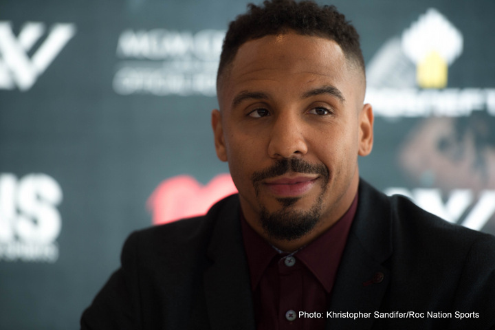 Andre Ward Chris Eubank Jr Boxing News