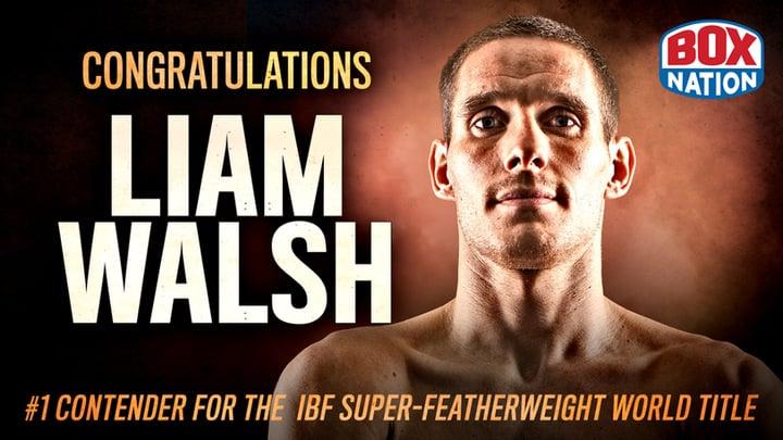 Liam Walsh - Boxing News
