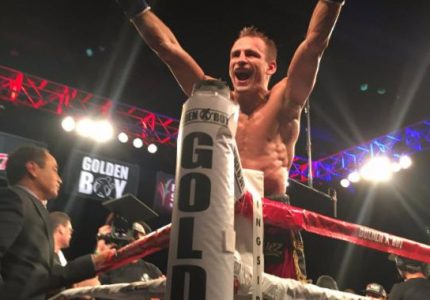 Results: Petr Petrov defeats Michael Perez