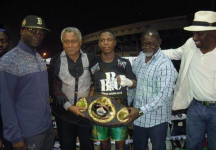 Duke Micah vows to beat Chanda to Commonwealth title