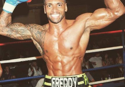 Freddy Kiwitt fired up for 'Riiddy' Brown test next