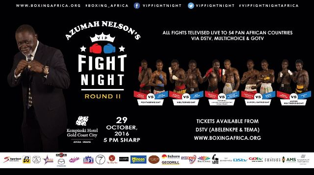 Azumah Nelson Boxing News