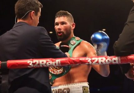 Drop me and pick up £1,000 says Tony Bellew