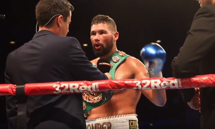 "David Haye, Tony Bellew - Tony Bellew insists he is already in absolutely great shape for his big heavyweight showdown with David Haye. Sparring ten and 12 rounds daily, Bellew is putting the rounds in and, as he tells BBC Radio, he is ""not blowing one bit in any of those rounds."""
