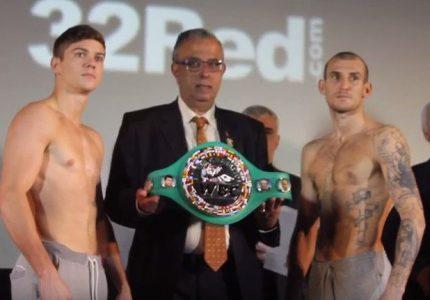 Results: Luke Campbell stops Derry Mathews