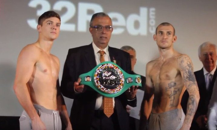 Derry Mathews, Luke Campbell - Boxing News