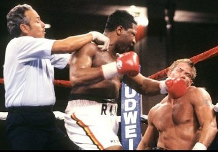 25 years on: Ray Mercer's brutal KO of Tommy Morrison still disturbs