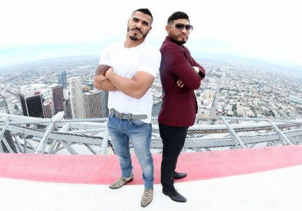Jesus Cuellar: I'm making a statement against Abner Mares