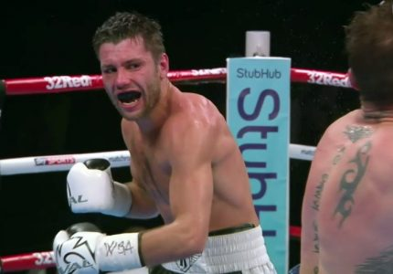 Results: Ricky Burns escapes Kiryl Relikh, just – Adrien Broner Vegas fight next?