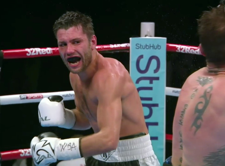 Kiryl Relikh Ricky Burns Boxing News Boxing Results