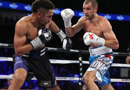 One of Two Ways: Kovalev vs. Ward