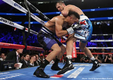 Andre Ward Sergey Kovalev Boxing News Boxing Results Top Stories Boxing