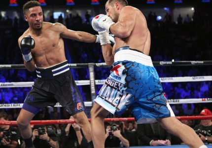 Andre Ward says Team-GGG didn't want to fight until 2018, so he moved up to 175