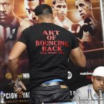 Eric Molina - It's either down to the sheer star-power of IBF heavyweight champ Anthony Joshua, or it's down to the Dec 10 card in Manchester being a pretty stacked one, but 15,000 tickets have already been sold for the card that will be topped by Joshua's second title defence against dangerously determined challenger Eric Molina.