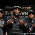 """Boxing History - Twenty long years ago ago (March 28 1998), WBC heavyweight king Lennox Lewis met lineal ruler Shannon Briggs in Atlantic City, New Jersey, and a memorable and exciting slugfest broke out – to the extent that, for a few rounds, it looked as though heavy favourite Lewis might suffer an upset loss. """"A walk in the park,"""" Briggs said in response to being asked what the fight would be like for him. Instead, both punchers had to dig deep to avoid being mugged."""