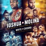 Eric Molina - 17,000 tickets were sold on the opening day of sales for Anthony Joshua's IBF World Heavyweight title defence against Eric Molina at the Manchester Arena on December 10, live on Sky Sports Box Office in the UK and on SHOWTIME in the US.