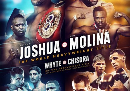 Joshua Vs. Molina: 17,000 Tickets Sold On Day One