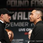 Andre Ward, Sergey Kovalev - 2016 has not been a great vintage for boxing.  In the eyes of many it has been a veritable annus terribilis.  Whilst this may be over egging it somewhat, the year has certainly had its fair share of disappointments.  The sordid saga of Fury Klitschko 2, the Wilder-Povetkin Meldonium scandal and the infuriating impasse between Canelo and Golovkin have left fans and the general public frustrated on many occasions.