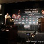 Andre Ward Sergey Kovalev Boxing Interviews Boxing News
