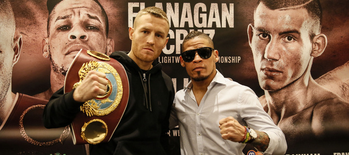 Orlando Cruz Terry Flanagan Boxing News British Boxing