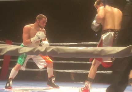 Travis Clark  and Matt Conway remain undefeated at Wheeling Island Casino!