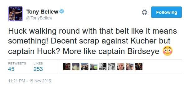 Marco Huck Tony Bellew Boxing News British Boxing
