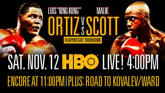 Luis Ortiz Malik Scott Boxing News