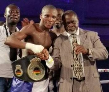 Seunzy Wahab defeats Ansah on Azumah Nelson's VIP Fight Night