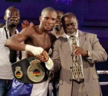 - Ghana based Nigerian, Oluwaseum 'Seunzy' Wahab was the hero on Saturday putting up a dominant show to outbox and outclass Ghana's Michael 'One Bullet' Ansah in a successful defence of his Ghana national super featherweight title in the headline of Azumah Nelson's VIP Fight Night round two in Accra.