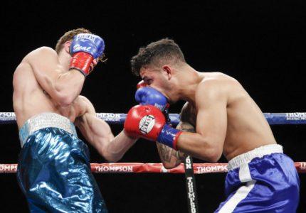 Shelestyuk defeats Herrera – Results