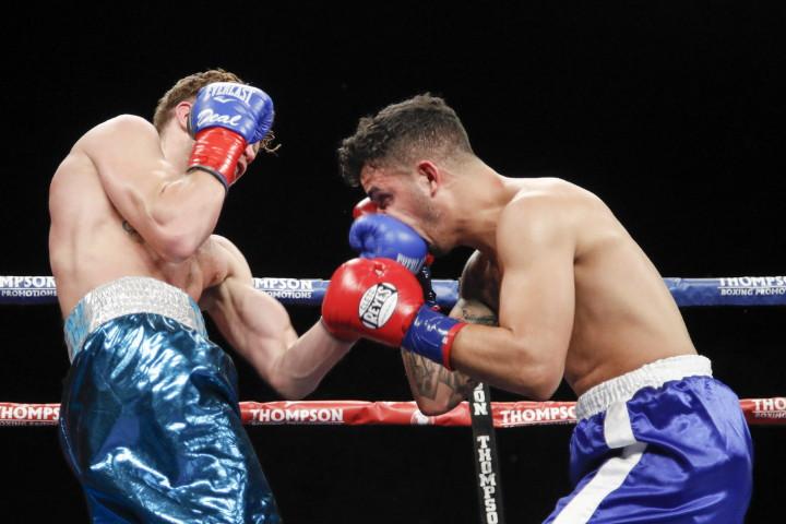Jimmy Herrera Tares Shelestyuk Boxing News Boxing Results