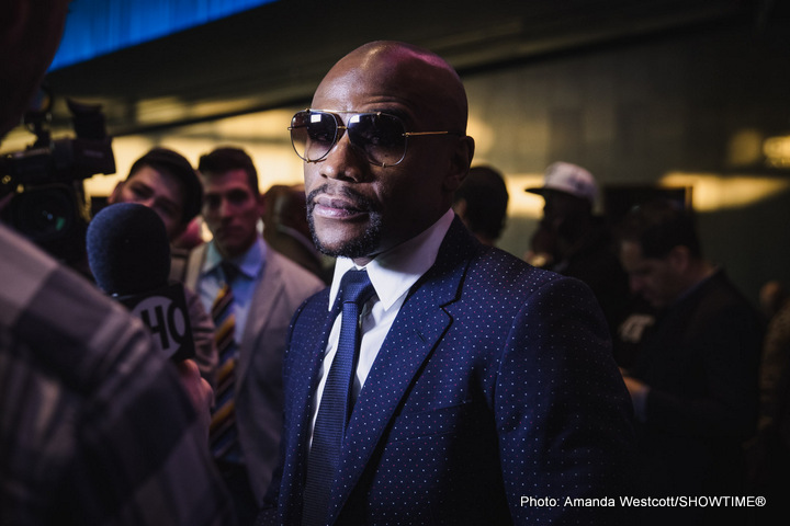 Floyd Mayweather Jr Boxing News