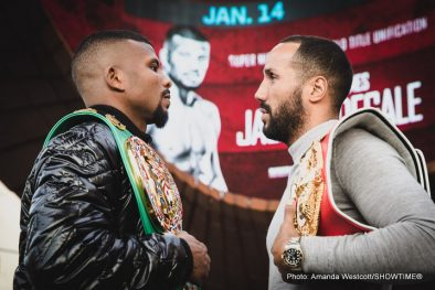 Badou Jack James DeGale Boxing News