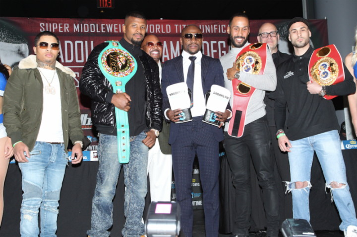 Badou Jack James DeGale Boxing News
